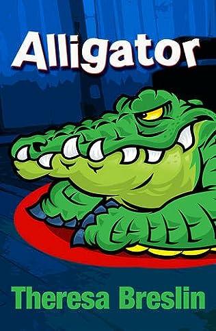 book cover of Alligator