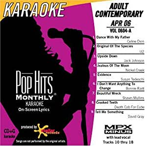 2006 adult contemporary hit may monthly pop
