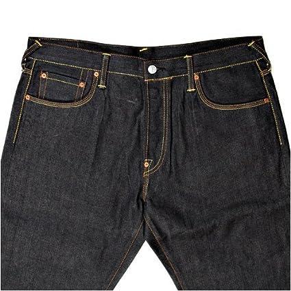 Amazon.com: Evisu Jeans Amarillo pintado diacock Jean ...