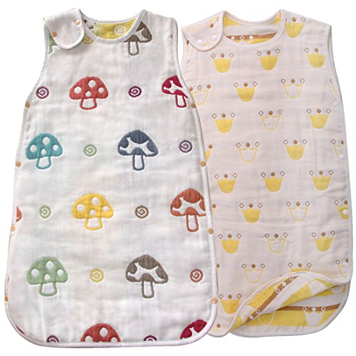 KF Muslin Wearable Blanket Medium