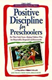 img - for Positive Discipline for Preschoolers book / textbook / text book