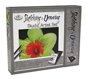 Royal and Langnickel Sketching and Drawing Studio Artist Set