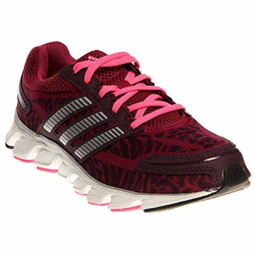 Image of the adidas New Women's Powerblaze Running Shoes Tribe Berry/Pink 7.5