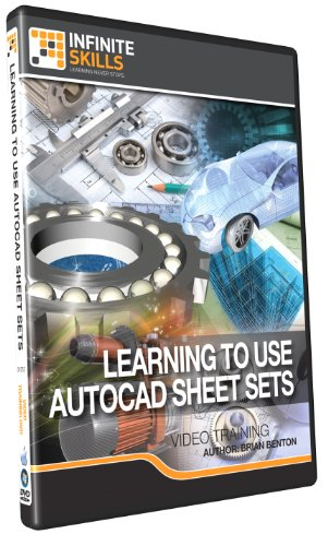 (Learning to Use AutoCAD Sheet Sets - Training DVD)