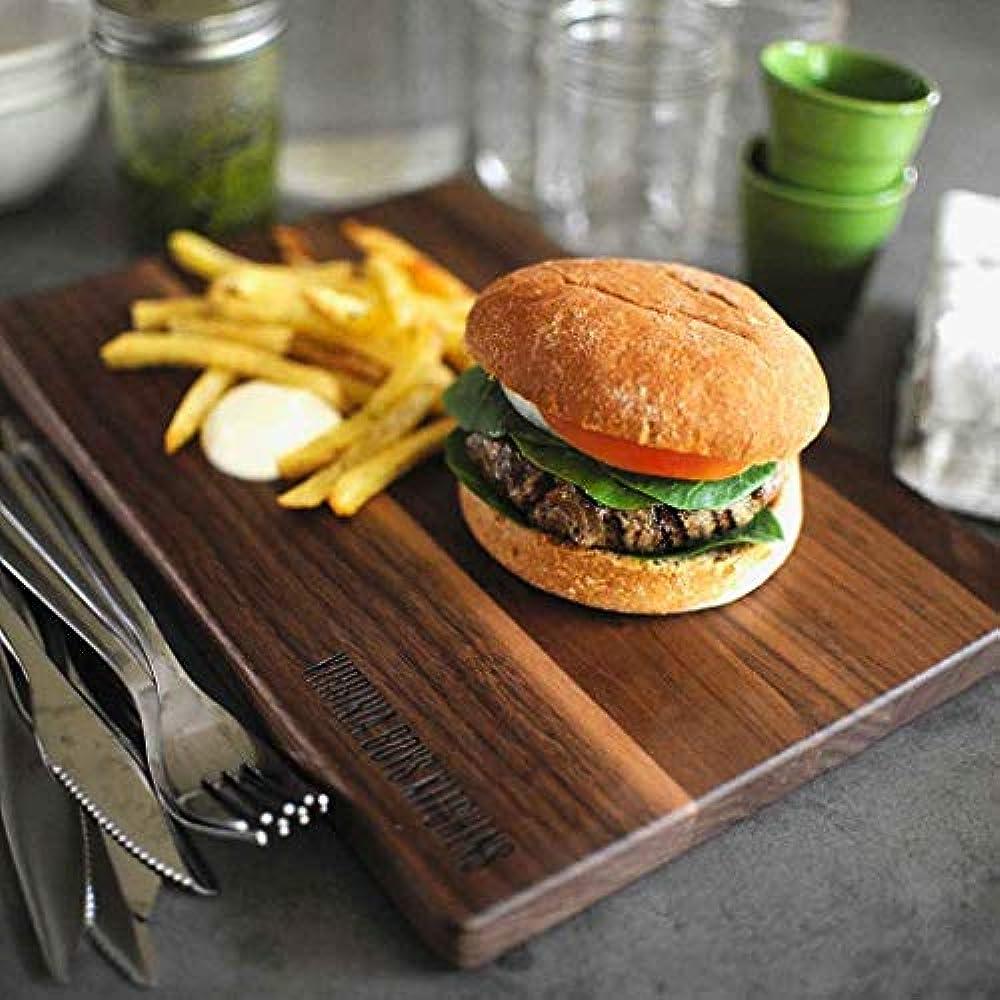 Walnut Wood Cutting Board Virginia Boys Kitchens Small 8x12 Inch American Drip 641361996238 Ebay