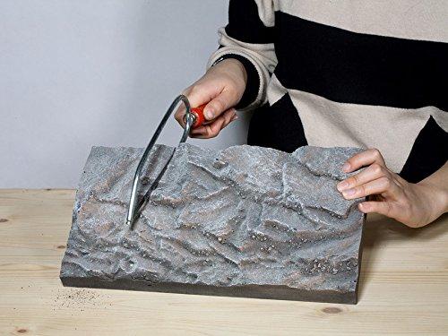 Noch 58470 Granite Rock Wall H0,Tt Scale  Model Kit