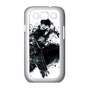 Syndicate Samsung Galaxy S3 9300 Cell Phone Case White xlb2-125507