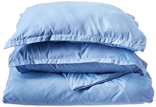 Natural Comfort Sausalito Nights Duvet Cover Set, Full, Blue