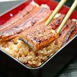 肉厚タップリの超特大サイズの国産うなぎ蒲焼き200-229gx1本(タレ、山椒付き) 川口水産