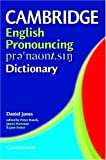 English Pronouncing Dictionary, Daniel Jones, 0521816939
