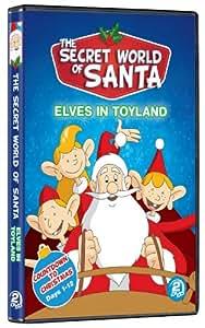 Secret World of Santa Claus: Elves in Toyland