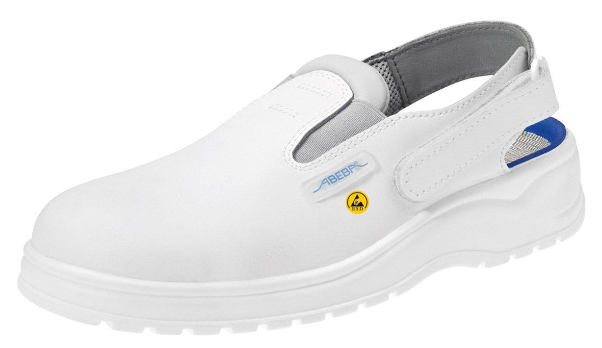 Abeba Herren Sicherheitsschuhe Weiß Weiß 35 EU: Amazon.de: Schuhe &  Handtaschen