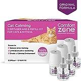 Comfort Zone Basic Calming Diffuser Kit for Cat Calming