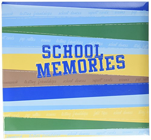 MBI School Memories Post Bound Album 12