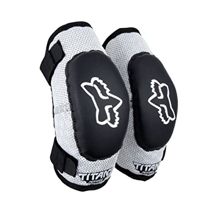 Herren Bikeprotektor Fox Peewee Titan Elbow Guard Fox Racing 08038-464-039