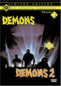 Dario Argento Collection Vol. 2: Demons & Demons 2