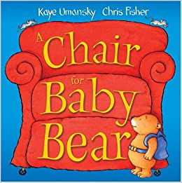 Image result for a chair for baby bear