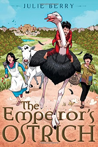 Book Cover: The Emperor's Ostrich