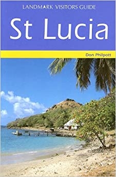 Book St. Lucia (Landmark Visitor Guide)