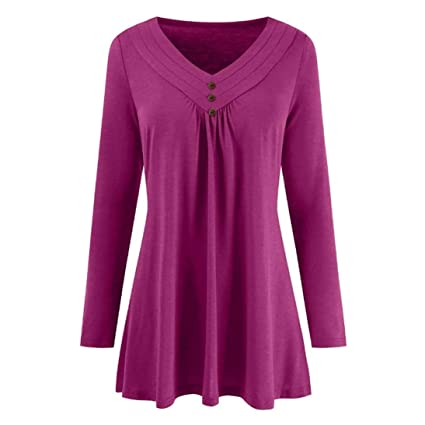 f8796861e58 Amazon.com  Clearance Sale! Shirts Plus Size for Women