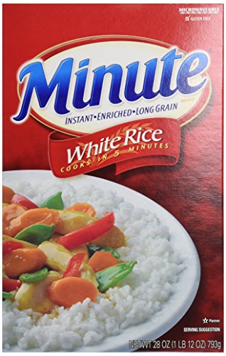 minutes rice - 1
