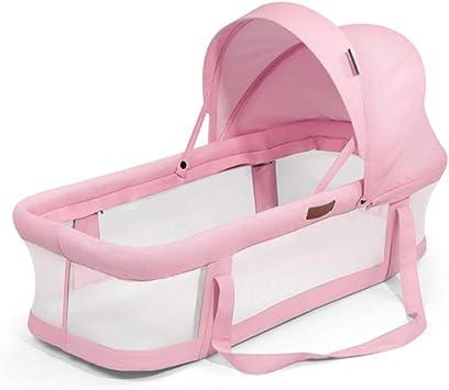 Baby Crib Travel Infant Multifunction Bed Portable Newborn Cot Soft Sleep Nest o