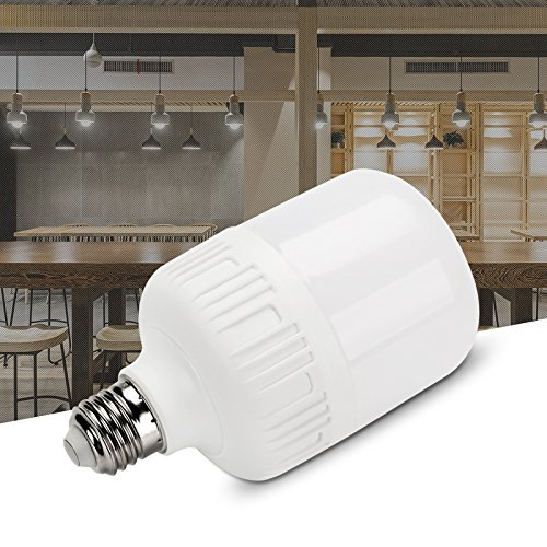 Led Energy-Saving Light Bulb E27 White/Warm White 5W 10W 20W 30W 40W 50W Super Bright Home Business Bulb,20W,White