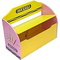Kiddi Style Caja Juguetes y Banco para Niños