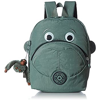 Kipling Fast Kids Backpack Dark Green C