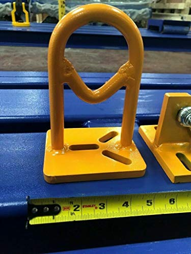 MO CLAMP Style Door JAMB Post Puller 5616 + Hinge Plate 5623 Heavy Duty by 5 Star (Image #1)