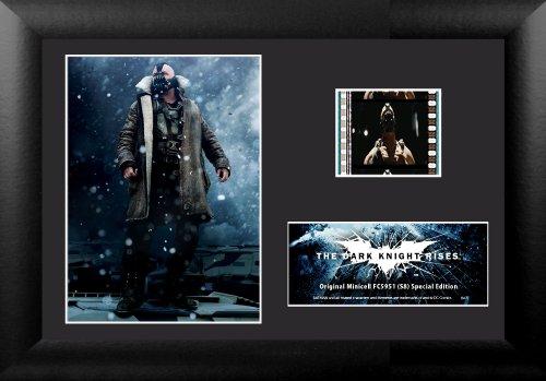 Film Cell Genuine 35mm Framed & Matted Batman Dark Knight Rises USFC5951 Bane (Rise Batman)