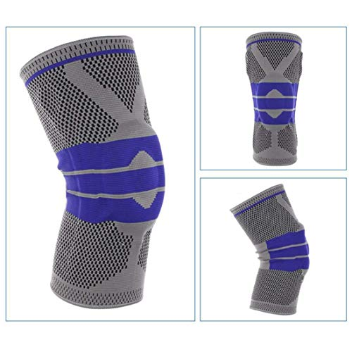 - Fit's Silicon Anti Collision Knee Supporter