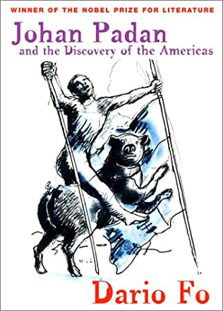 book cover of Johan Padan and the Discovery of the Americas