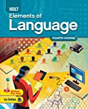 Elements of Language: Homeschool Package Grade 10 Fourth Course