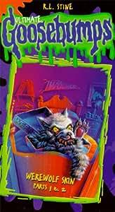 Goosebumps:Werewolf Skin Parts 1 & 2 [VHS]