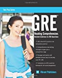 GRE Reading Comprehension: Detailed Solutions to 200 Questions, Vibrant Publishers, 1479216925