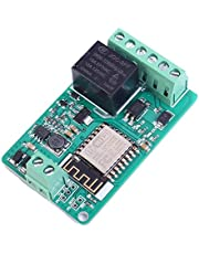 ARCELI ESP8266 220V 10A DC 7-30V Network Relay WiFi Module