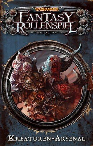 Heidelberger HE255 Warhammer Fantasy - Juego de rol (a Partir de 12 años, de 2 a 6 Jugadores, Contenido en alemán): Amazon.es: Juguetes y juegos