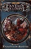 Asmodee HE255 - Warhammer Fantasy Rollenspiel, Kreaturen-Arsenal