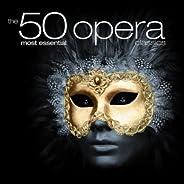 The 50 Most Essential Opera Classics