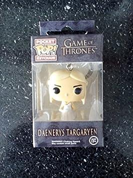 Llavero Funko Daenerys Juego de tronos: Amazon.es: Juguetes ...