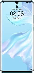 Huawei P30 Pro Smartphone, Dual SIM, 256GB, 8GB RAM - Breathing Crystal