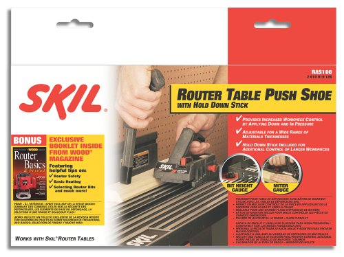 SKIL RAS100 Router Table Push Shoe (Router Folding Table)