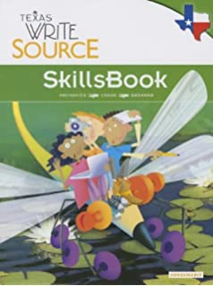 Great source write source texas skillsbook student edition grade 5 great source write source texas skillsbook student edition grade 4 fandeluxe Gallery
