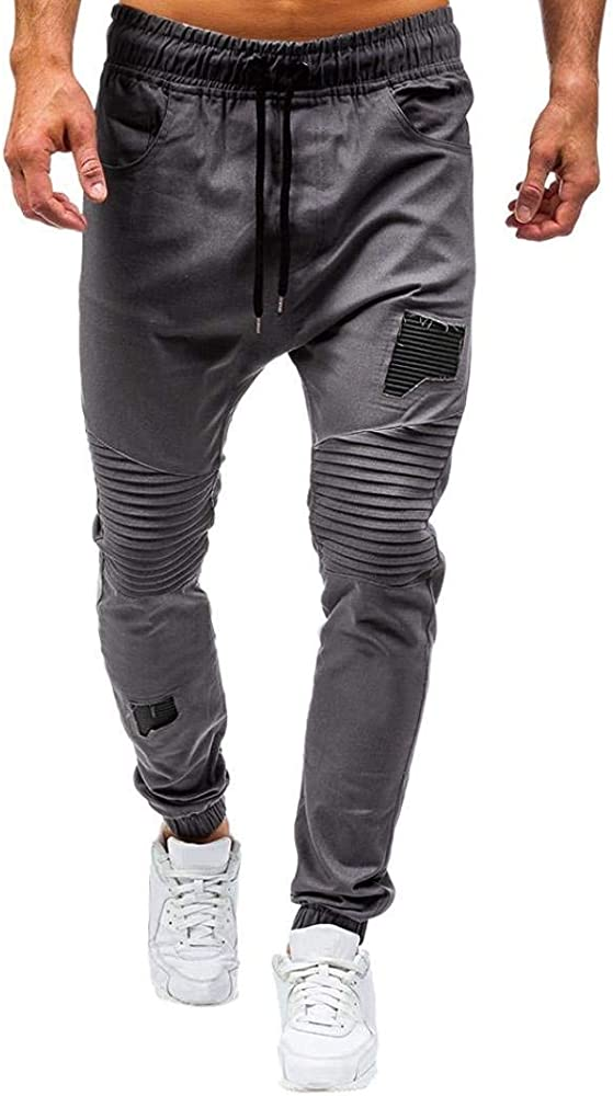 Pantalones Para Hombres Cordones Para Hombres Pantalones De ...