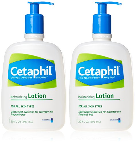 Cetaphil Moisturizing Lotion 20 oz 2 pack ()