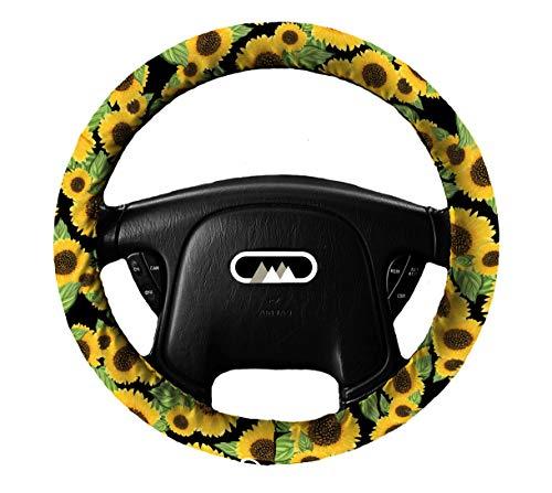 steering wheel yellow - 9