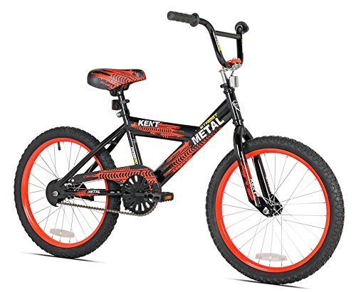 (KENT Kid's Street Metal Bike (Age 7-9 Years))
