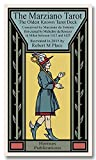 img - for The Marziano Tarot Deck book / textbook / text book