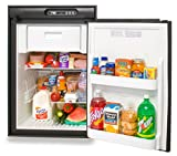 Norcold N412UR 4 cu. ft. 1 Door Refrigerator (2-Way AC/LP, Right...